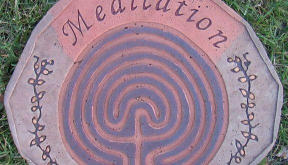 "7 circuit ""meditation"" labyrinth"