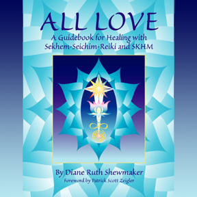 All Love Reiki Book