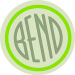 VisitBend Logo